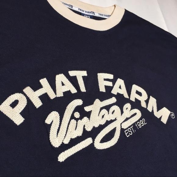 Phat Farm Shirts Vtg Clothing Long Sleeve Tshirt Poshmark
